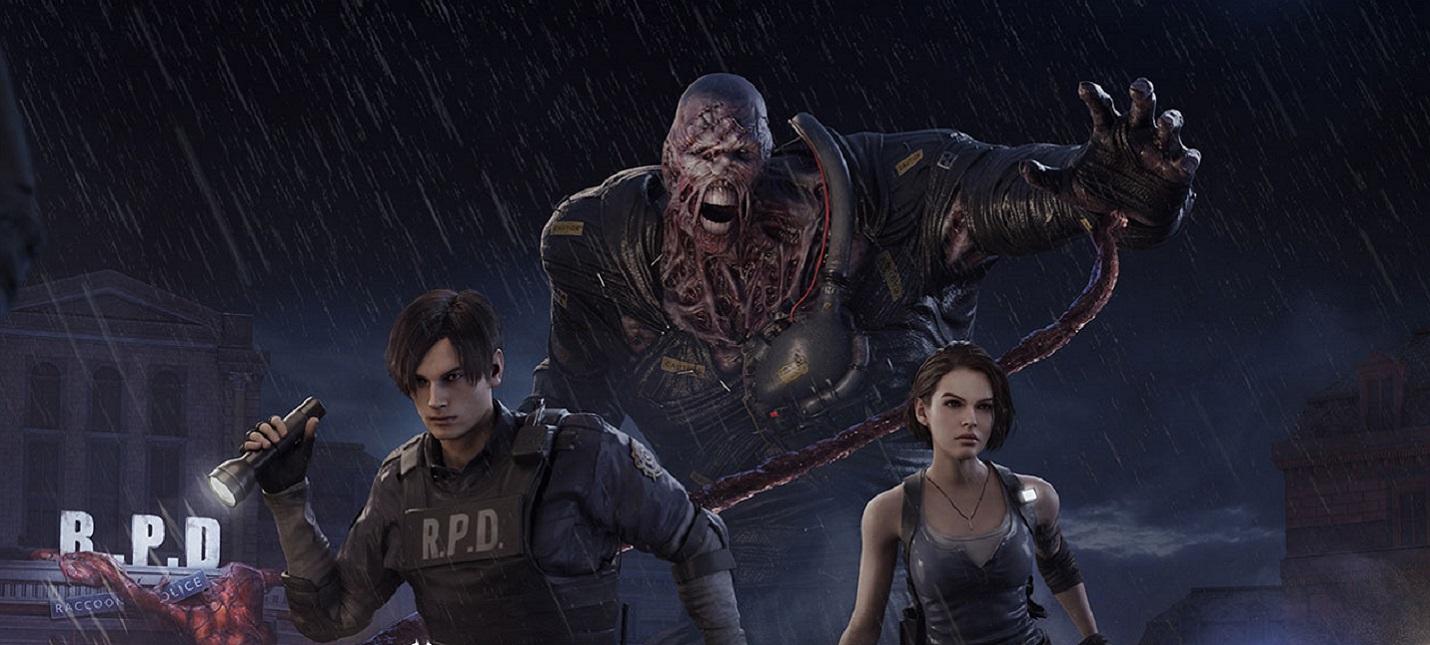 В Dead by Daylight появится еще больше контента из Resident Evil 2 и 3
