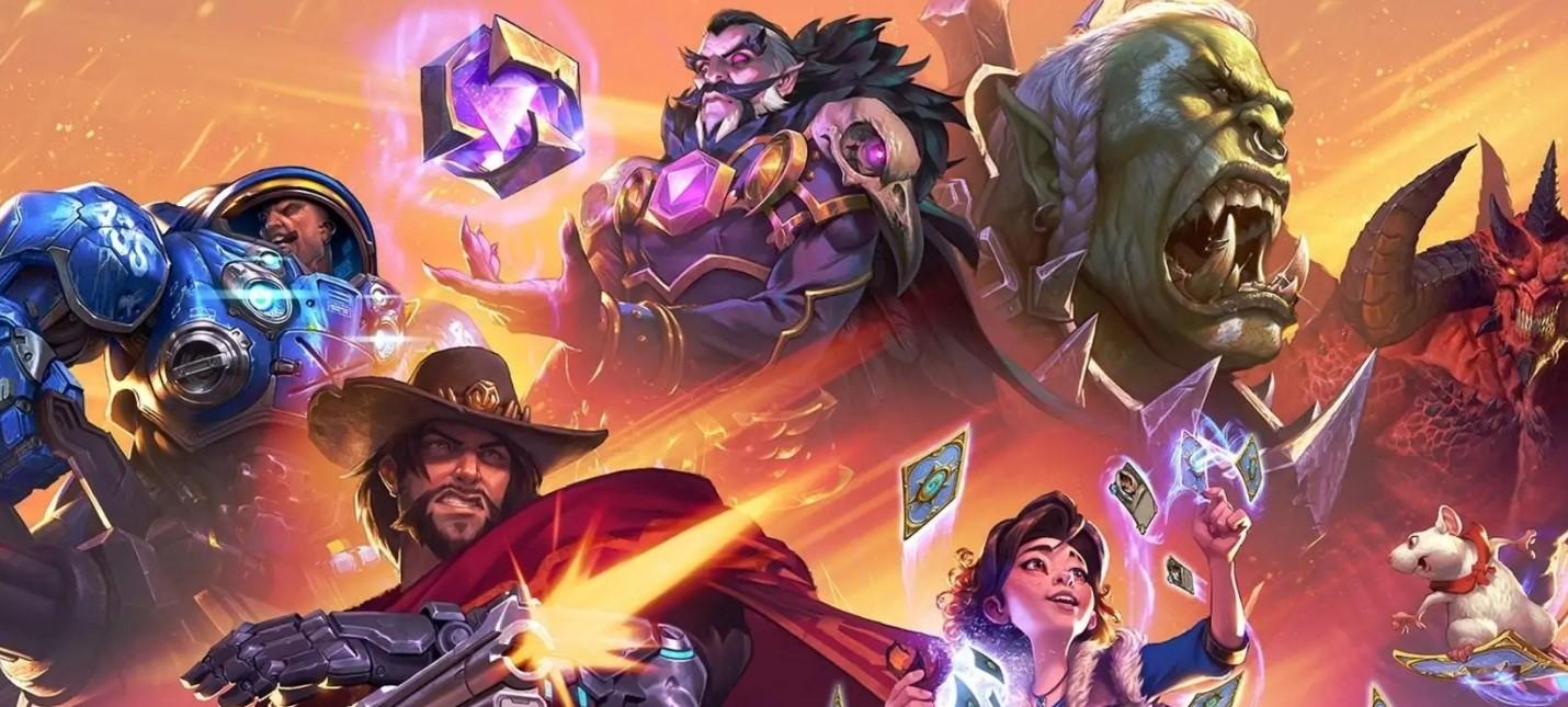 Blizzard не проведет Blizzcon в этом году