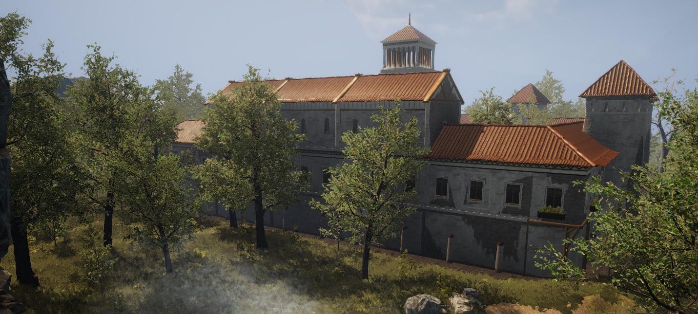 Вышел симулятор средневекового строителя Castle Flipper
