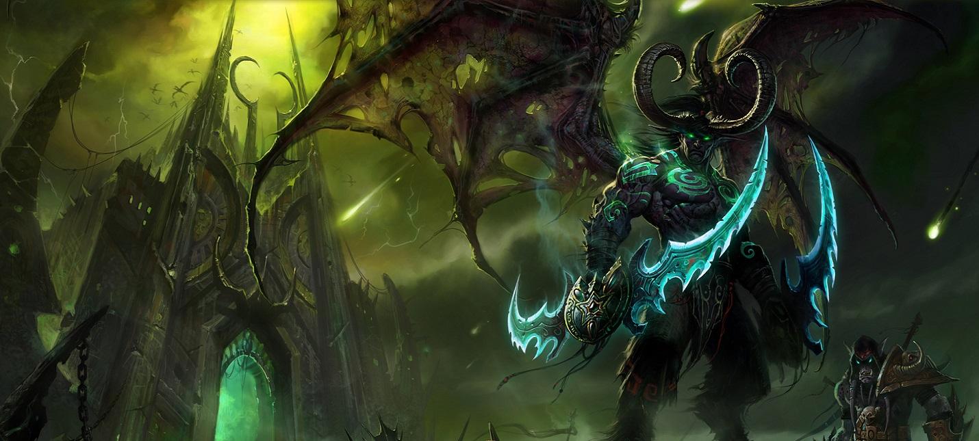 """""""Песнь о вернувшихся героях"""" — ролик к запуску World of Warcraft: Burning Crusade Classic"""