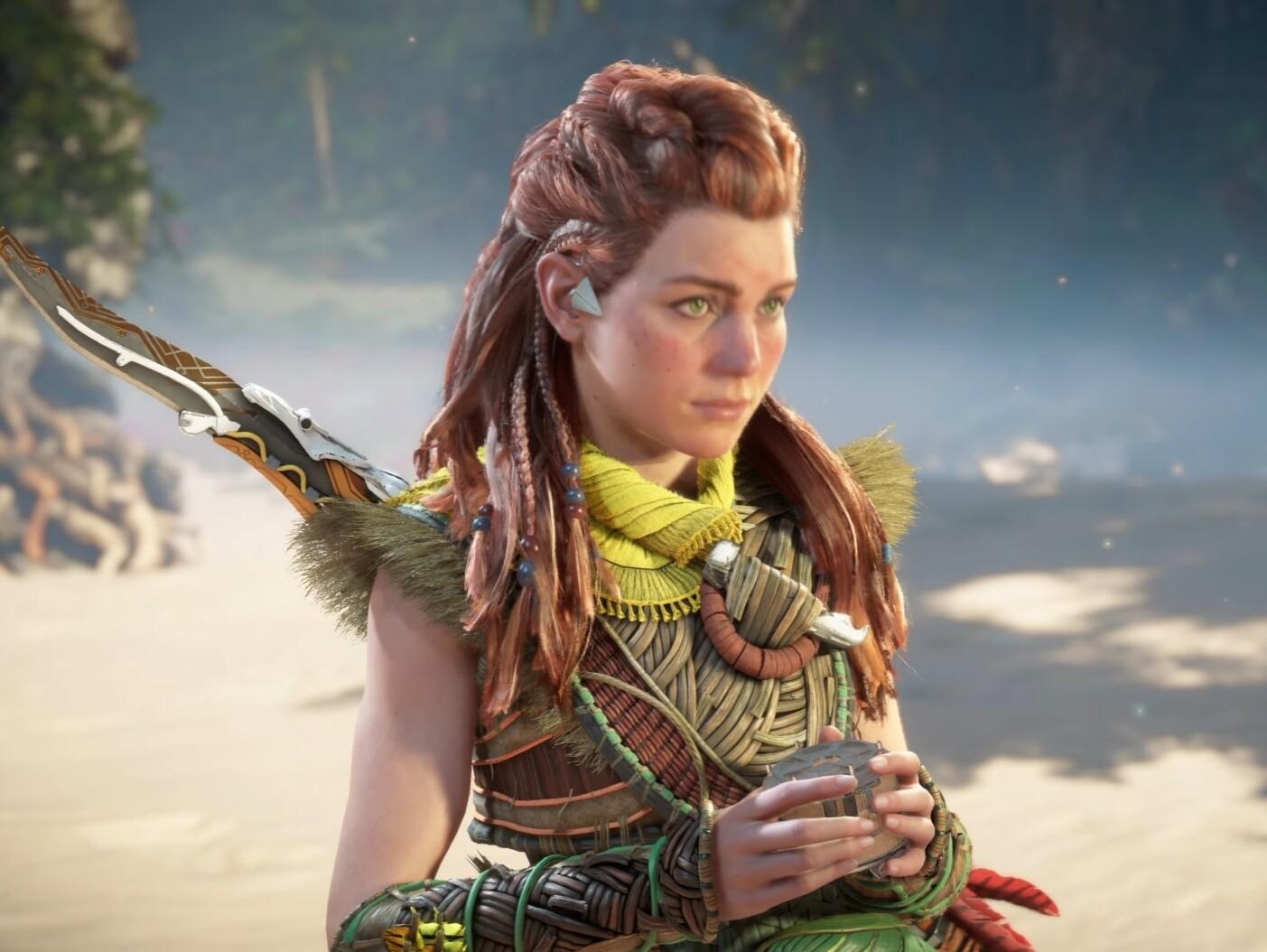 Игроки раскритиковали новый образ Элой в Horizon: Forbidden West