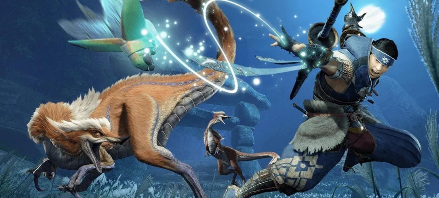 Поставки Monster Hunter Rise превысили 7 миллионов копий