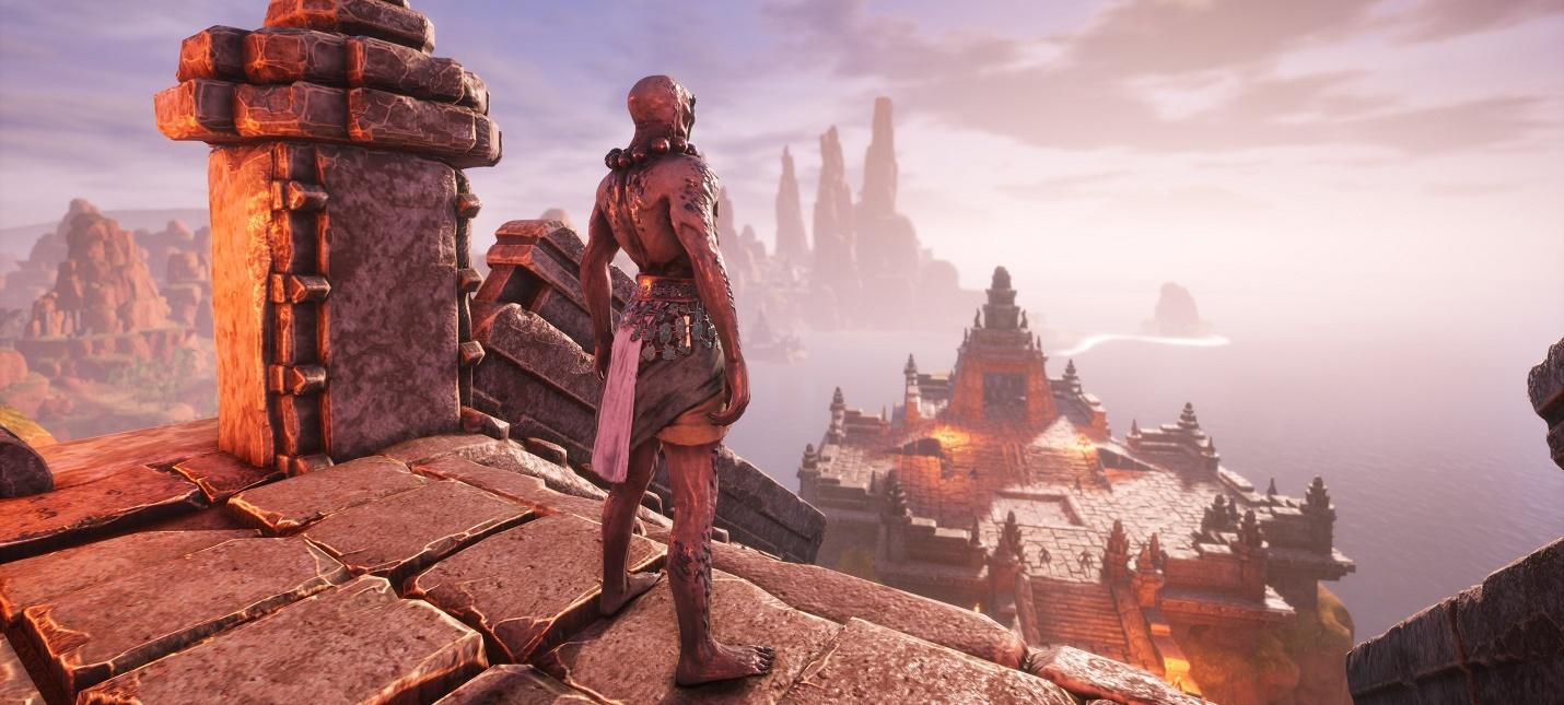 Дополнение Isle of Siptah для Conan Exiles вышло из раннего доступа — игра получила графические опции на Xbox