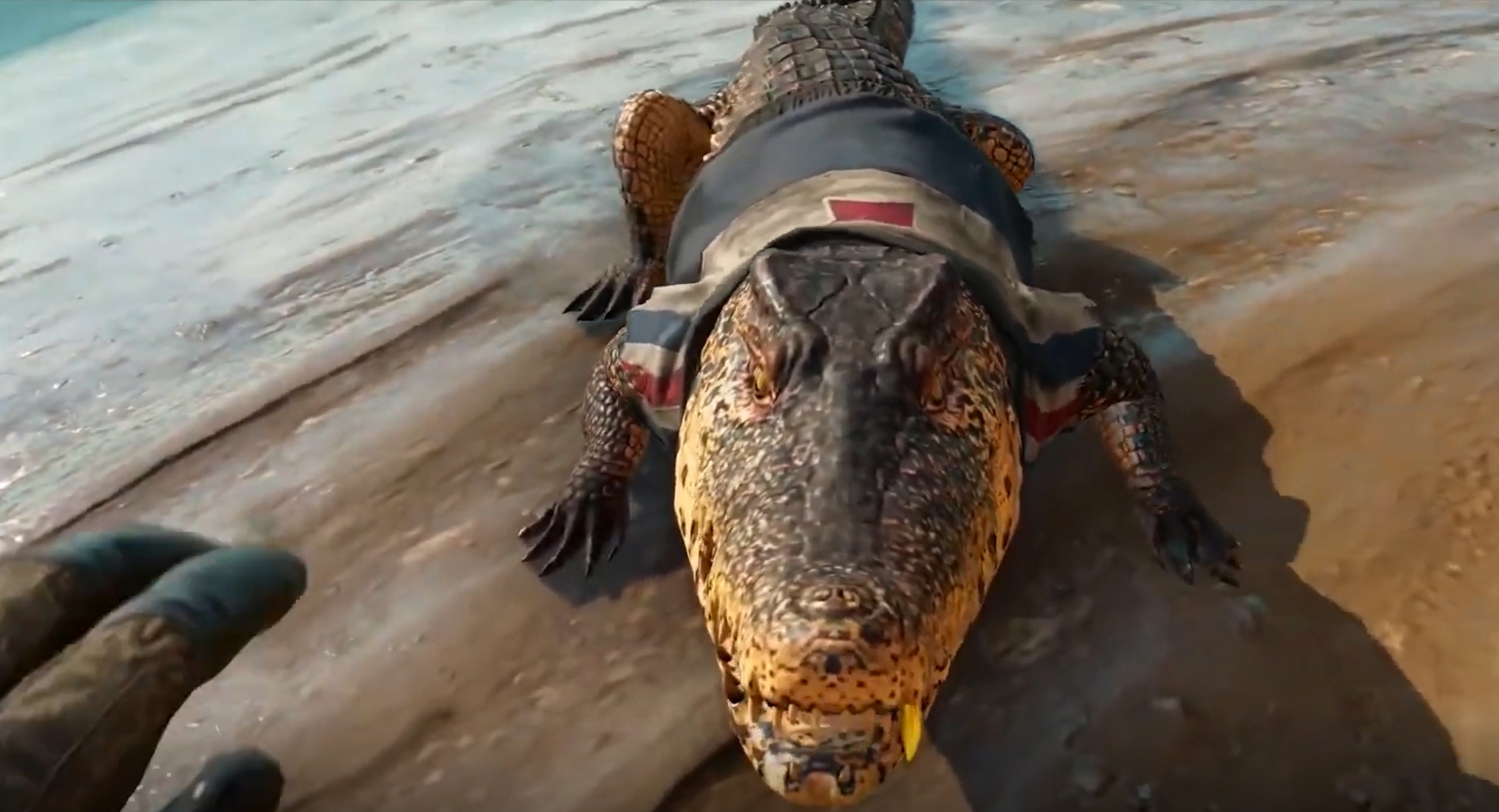 Far Cry 6 выйдет в октябре + 4 минуты геймплея