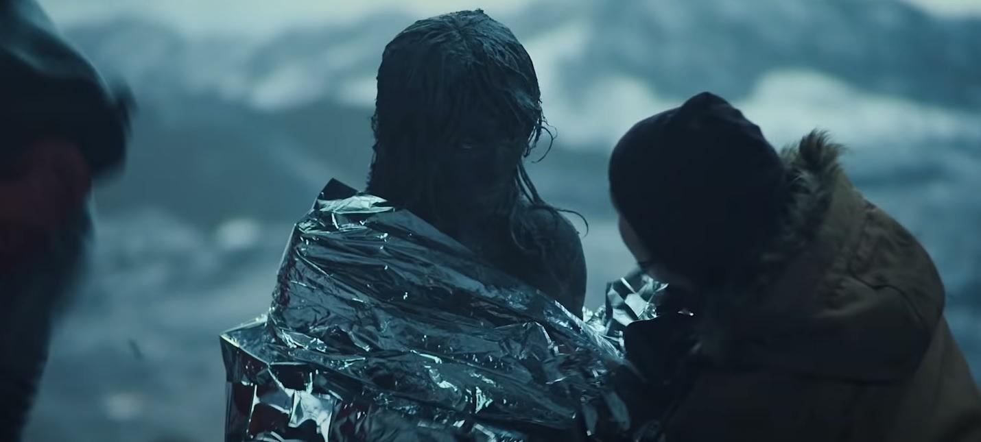 Netflix показала трейлер нового мистического сериала Катла