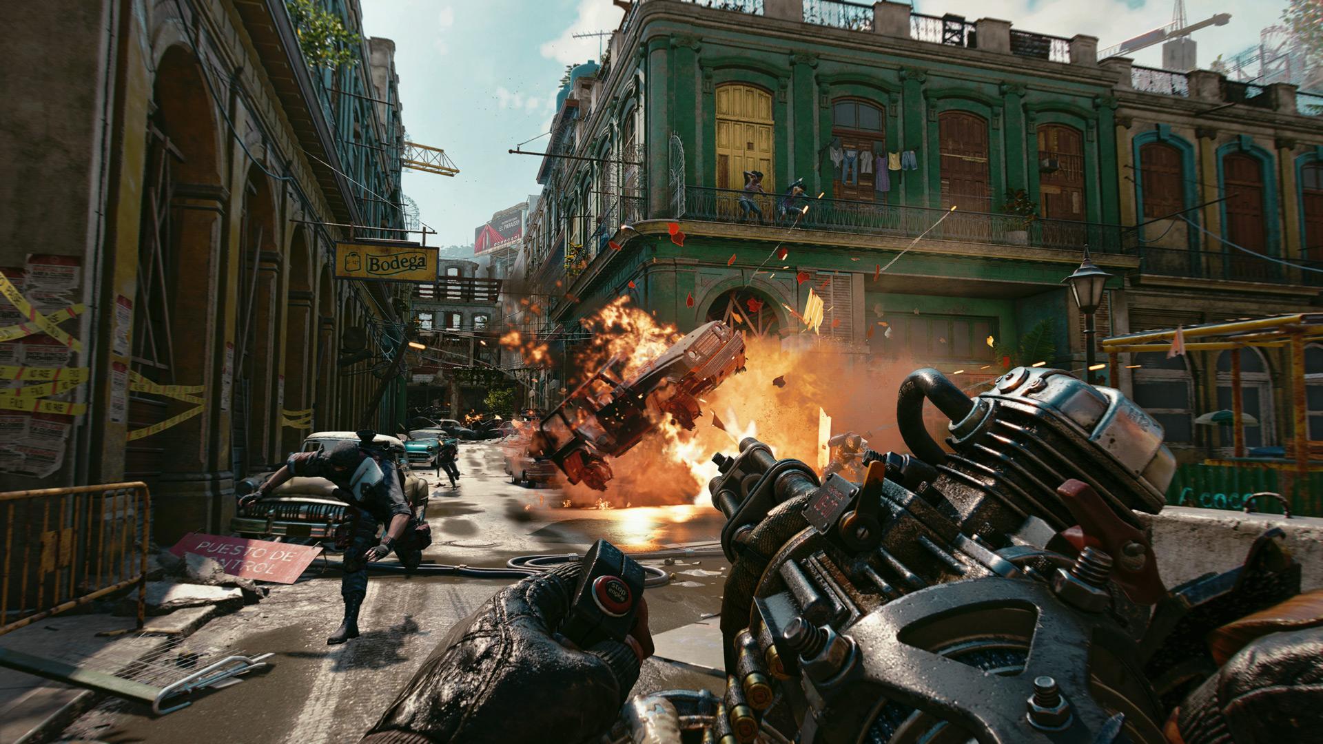 Разработчики Far Cry 6 не хотели вдохновляться реальными политическими событиями
