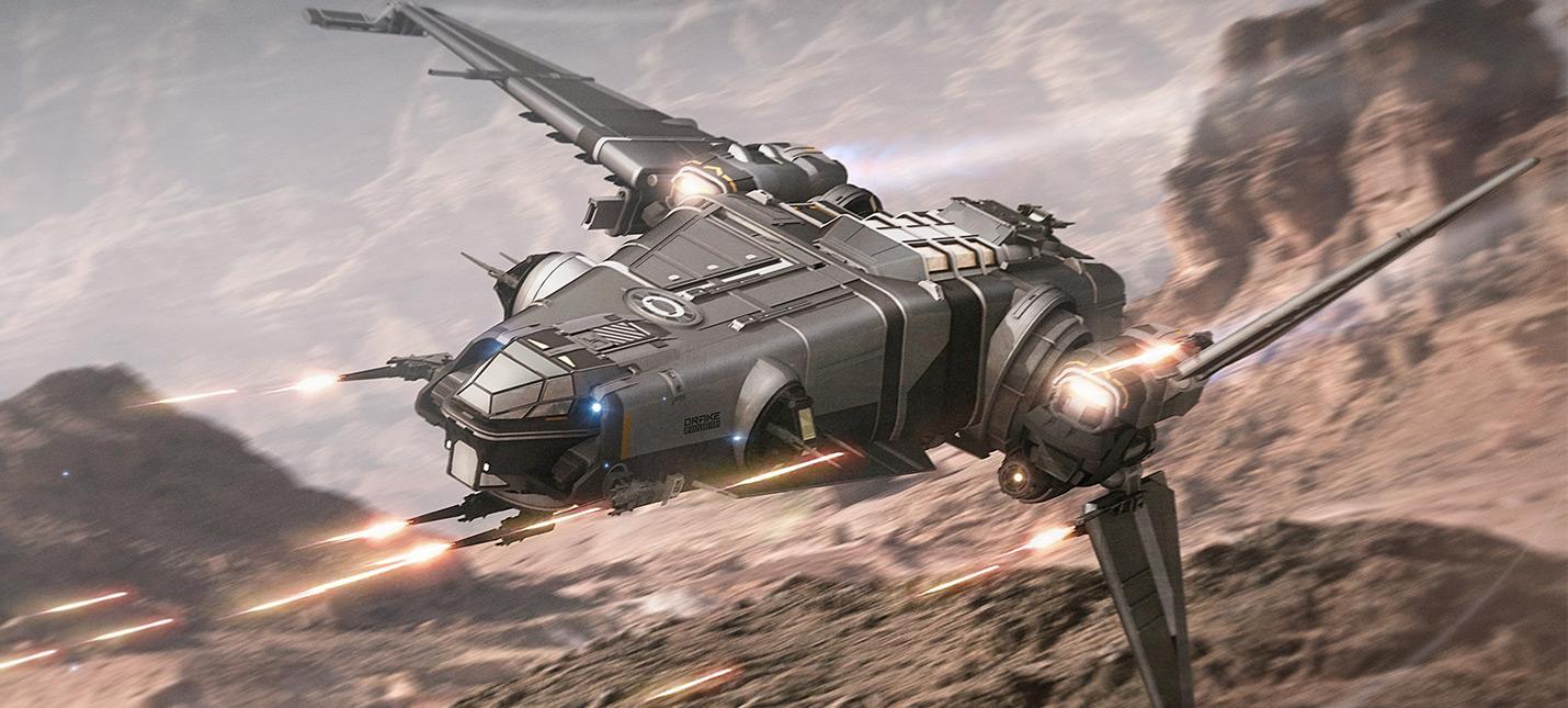 В Star Citizen проходит виртуальная конференция DefenseCon 2951