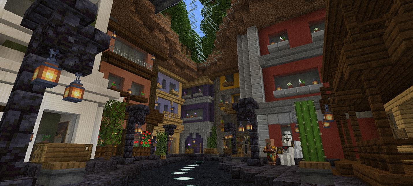 Первая часть обновления Caves amp Cliffs для Minecraft выйдет 8 июня