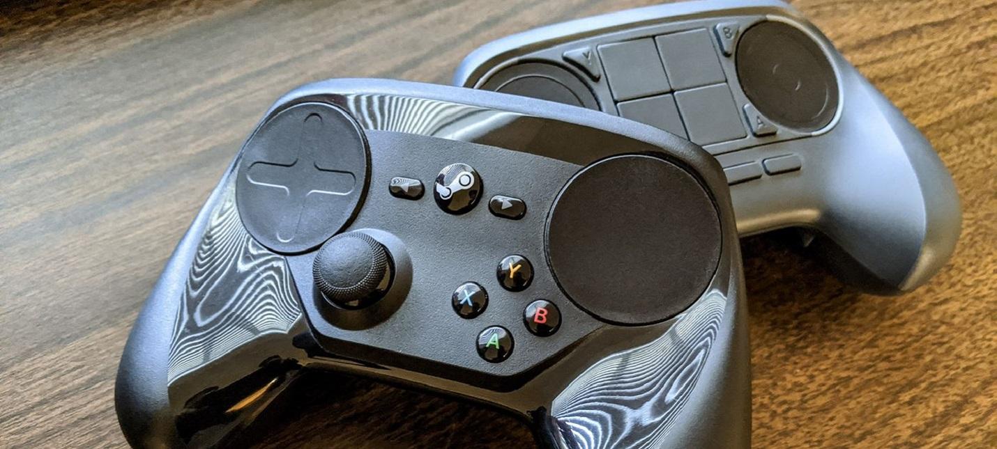 Суд вновь признал Valve виновной в нарушении патента при создании Steam Controller