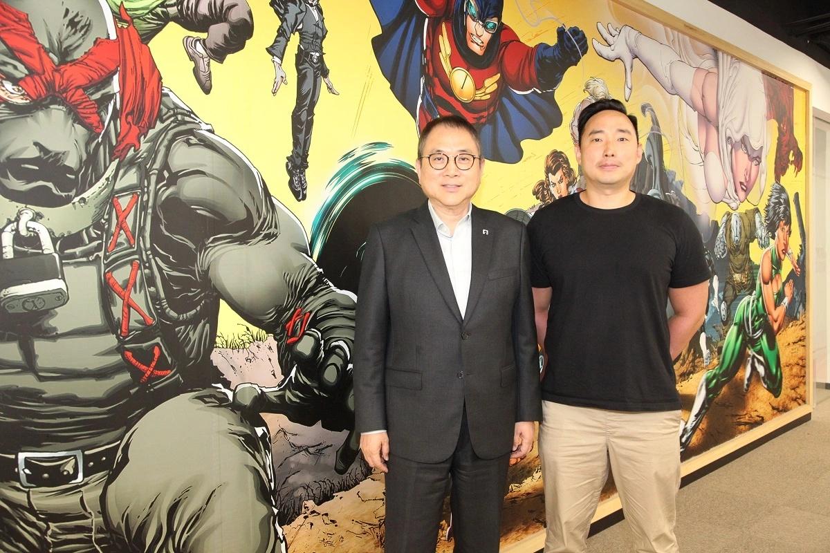Издатель комиксов Dark Horse основал игровое подразделение