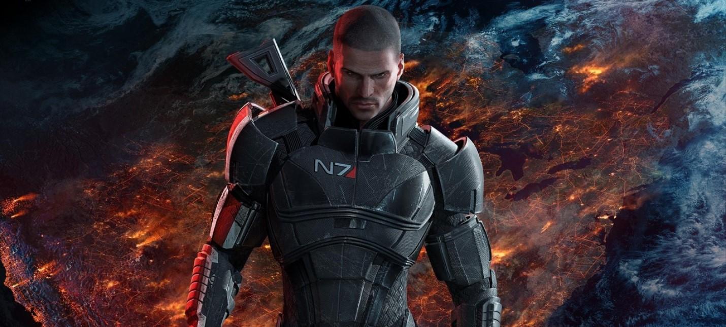 Разработчик Mass Effect 3 раскрыл пасхалку, которую так и не нашли игроки