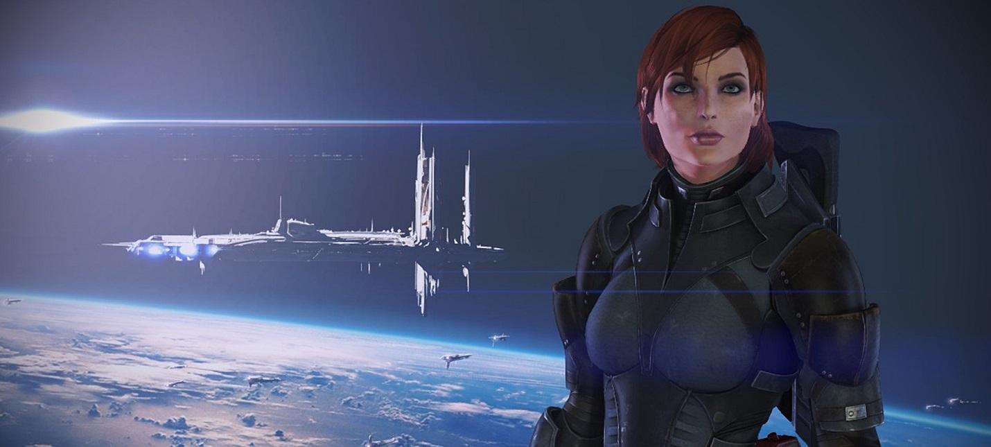 Mass Effect Legendary Edition скоро получит апдейт с возможностью выбора озвучки