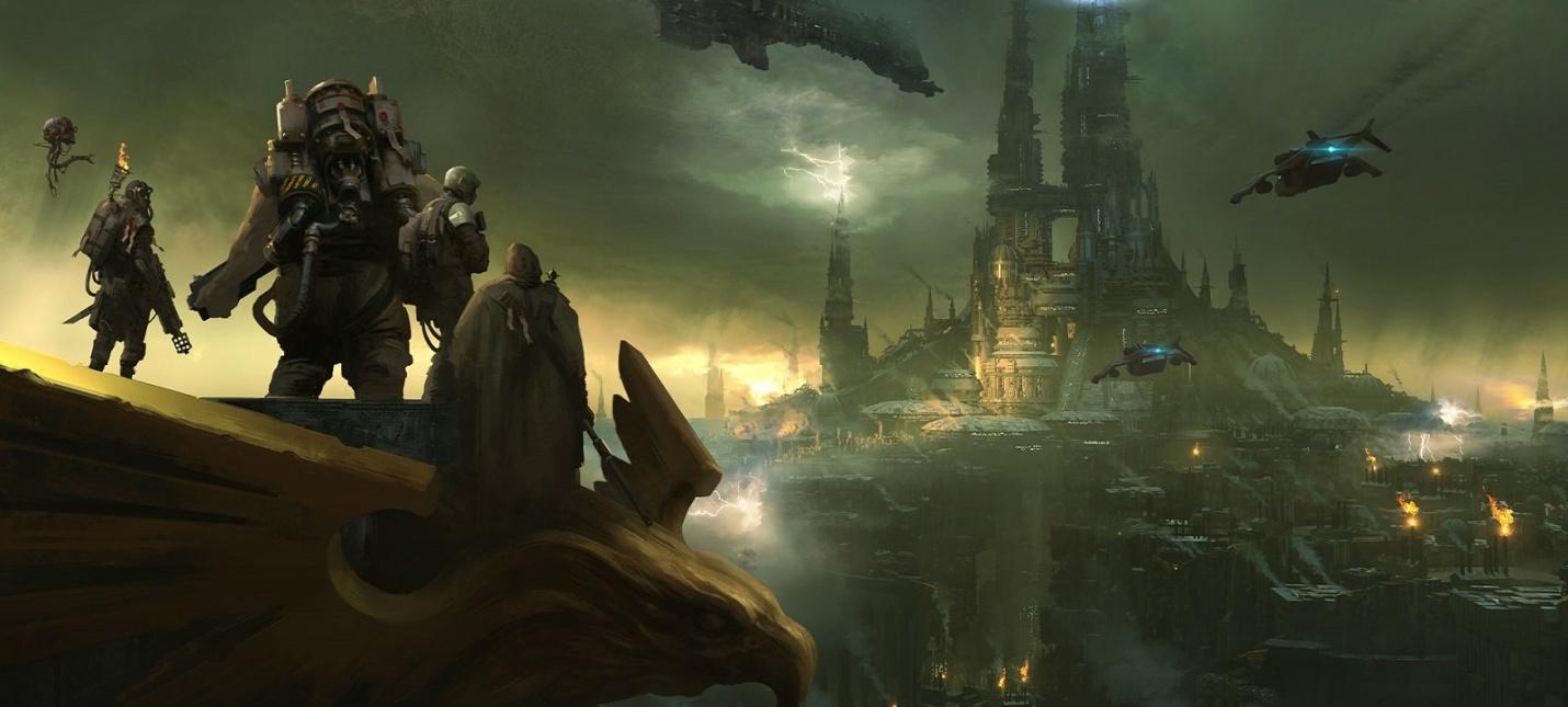 Дэн Абнетт назначен сценаристом шутера Warhammer 40,000: Darktide