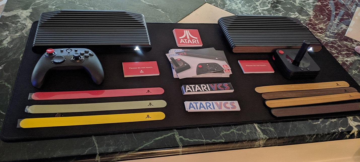 Ретро-консоль Atari VCS выйдет в июне  на этот раз точно