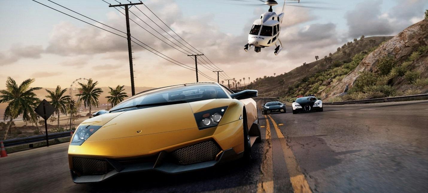 Переиздание Need for Speed Hot Pursuit станет доступно по подписке EA Play и Xbox Game Pass в этом месяце