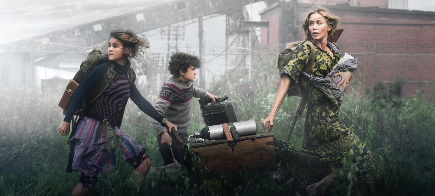 СМИ Новый фильм франшизы Тихое место выйдет в 2023 году