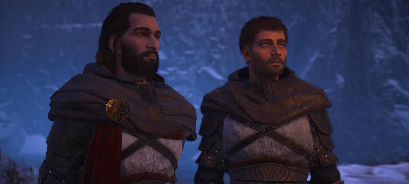 Утечка В аддоне The Siege of Paris для Assassins Creed Valhalla не будет Незримых