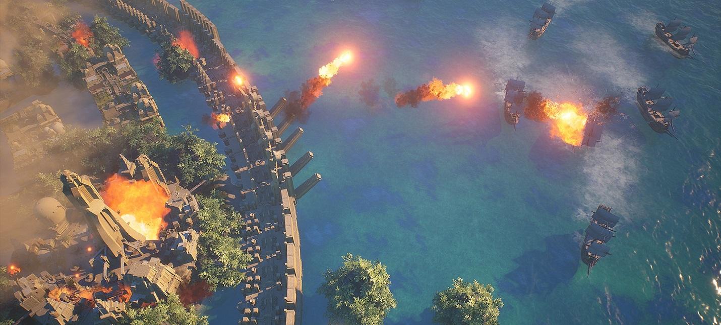 Анонсирован градостроительный симулятор City of Atlantis