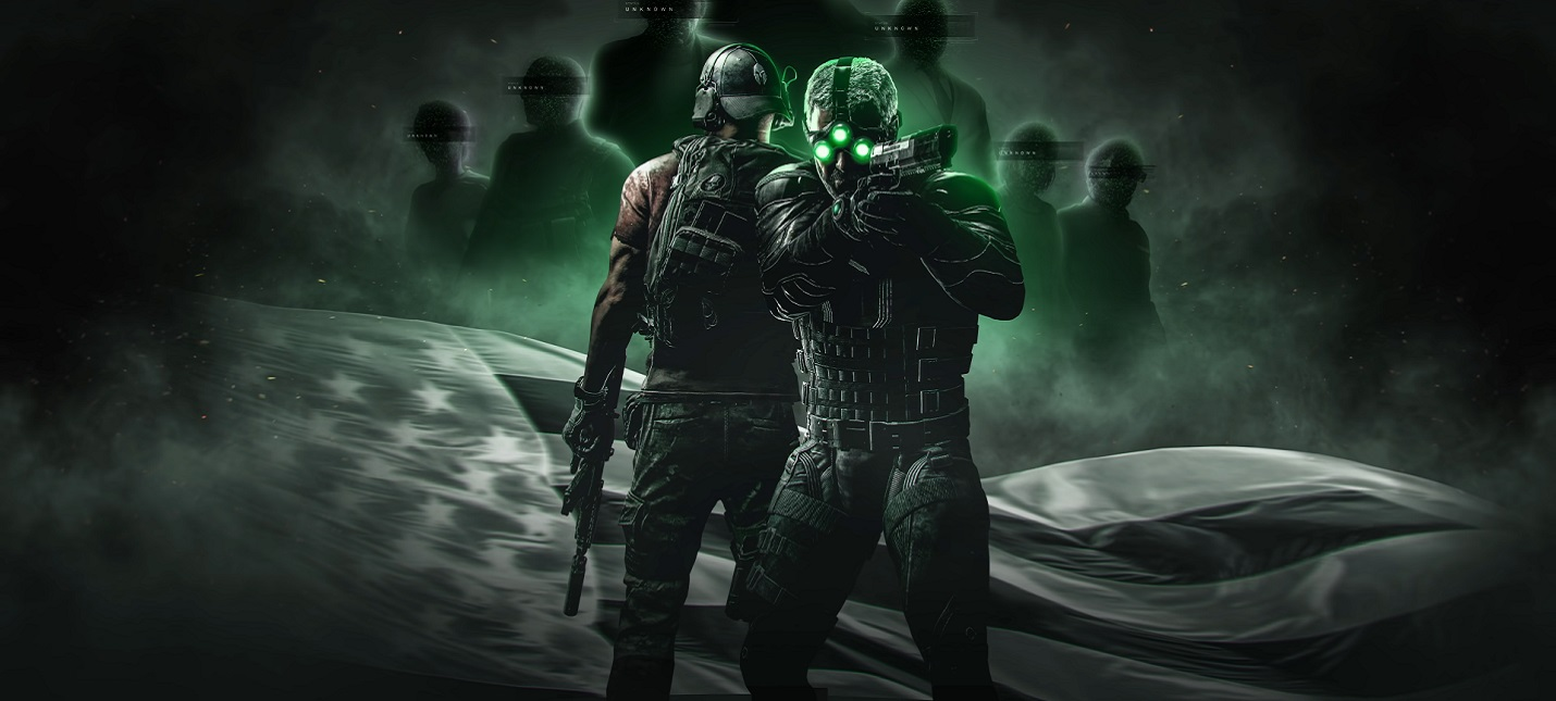 Слух: Ubisoft разрабатывает PvP-кроссовер The Division, Splinter Cell и Ghost Recon