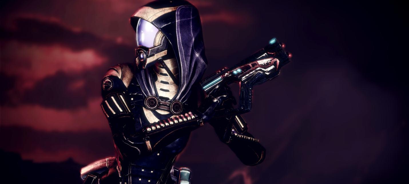 Сборник Mass Effect Legendary Edition получил патч с возможностью выбора английской озвучки