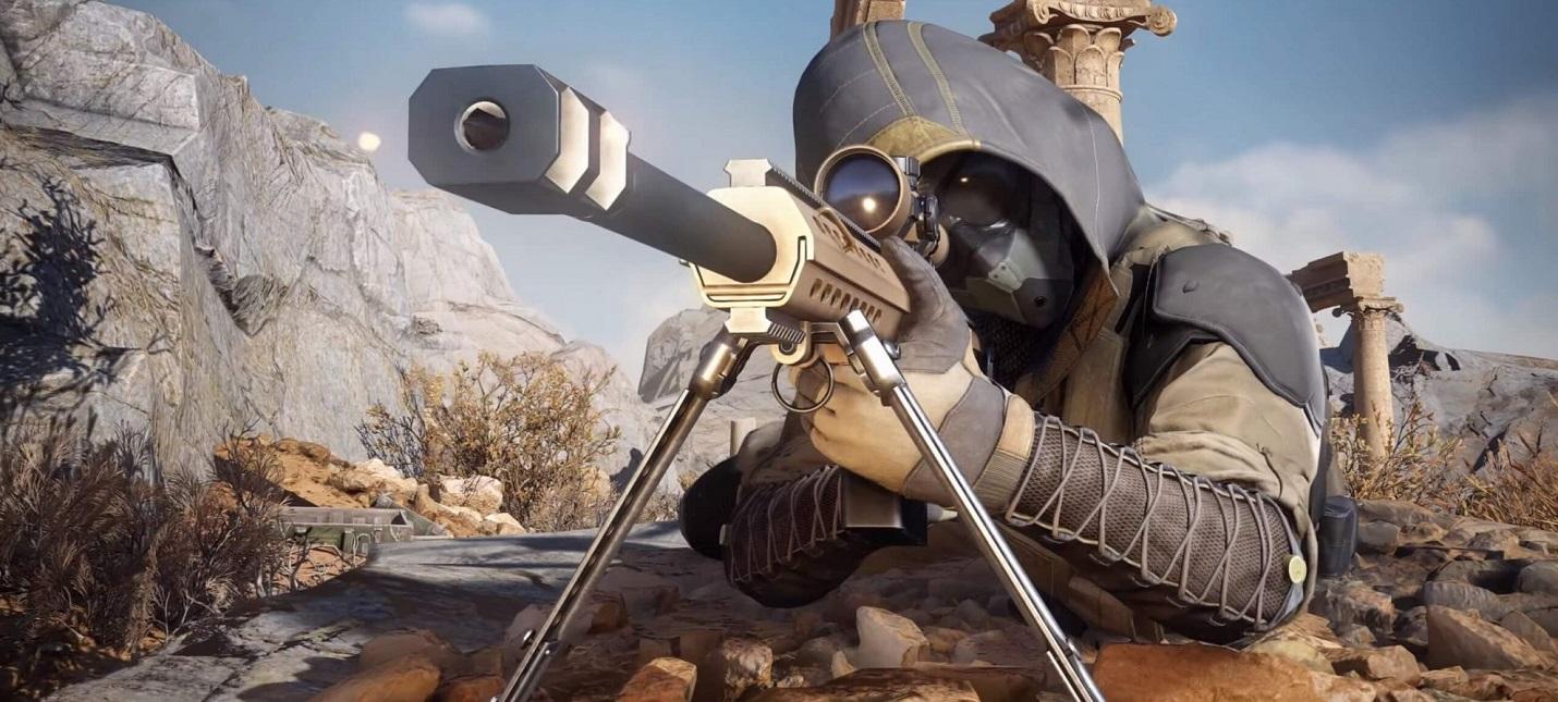 Продажи Sniper Ghost Warrior Contracts 2 выросли на 118% по сравнению с прошлой частью