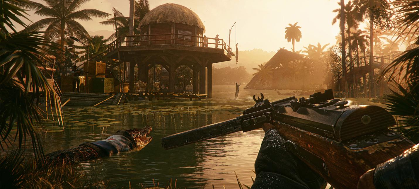 8 минут геймплея Far Cry 6  путешествие по миру
