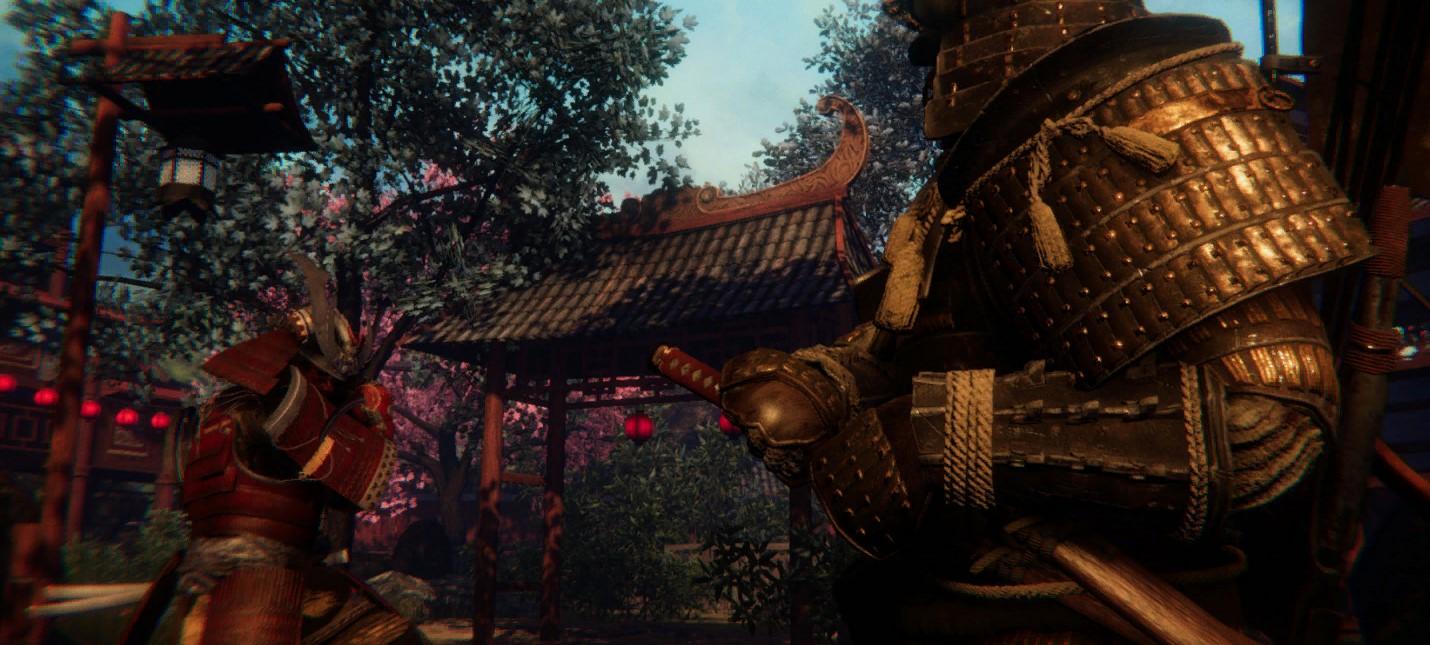 Новый трейлер Samurai Simulator посвятили короткому бою