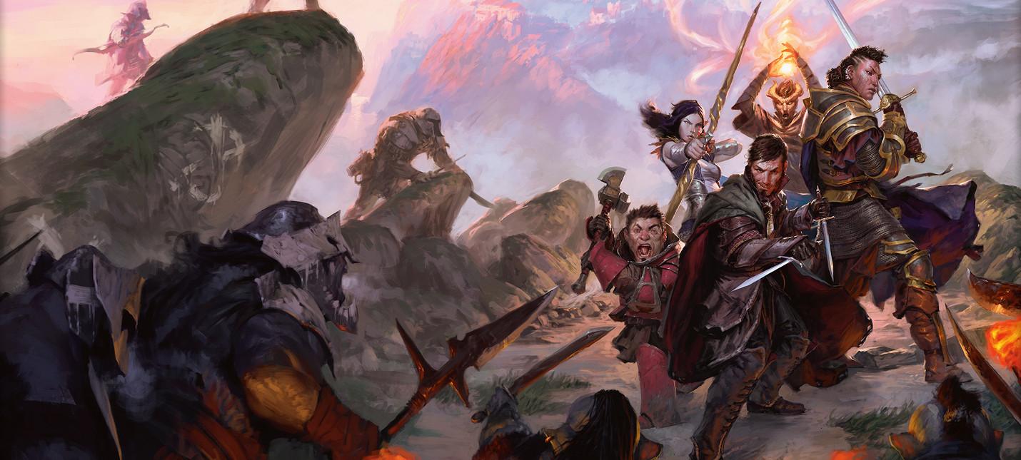 Первые кадры со съемок экранизации Dungeons amp Dragons