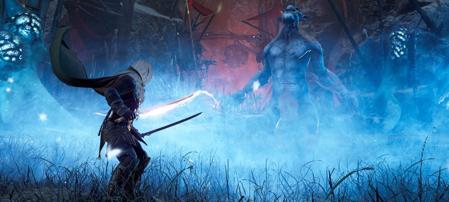 Обзорный геймплейный трейлер Dungeons amp Dragons Dark Alliance
