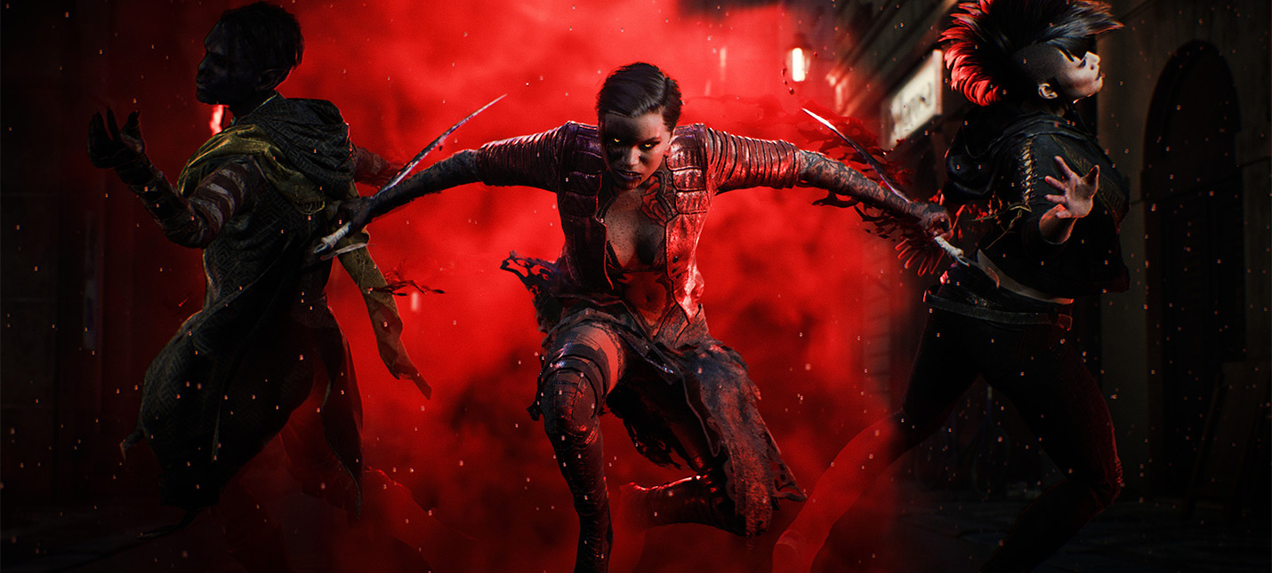 Анонсирована Bloodhunt  бесплатная королевская битва про вампиров