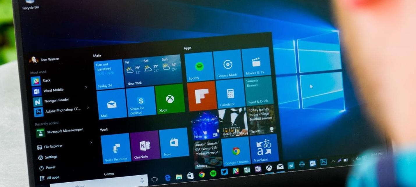 Поддержка Windows 10 завершится в октябре 2025 года