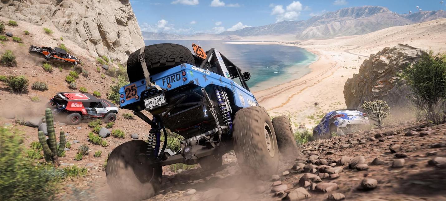 Креативный директор Forza Horizon 5 объяснил выбор Мексики