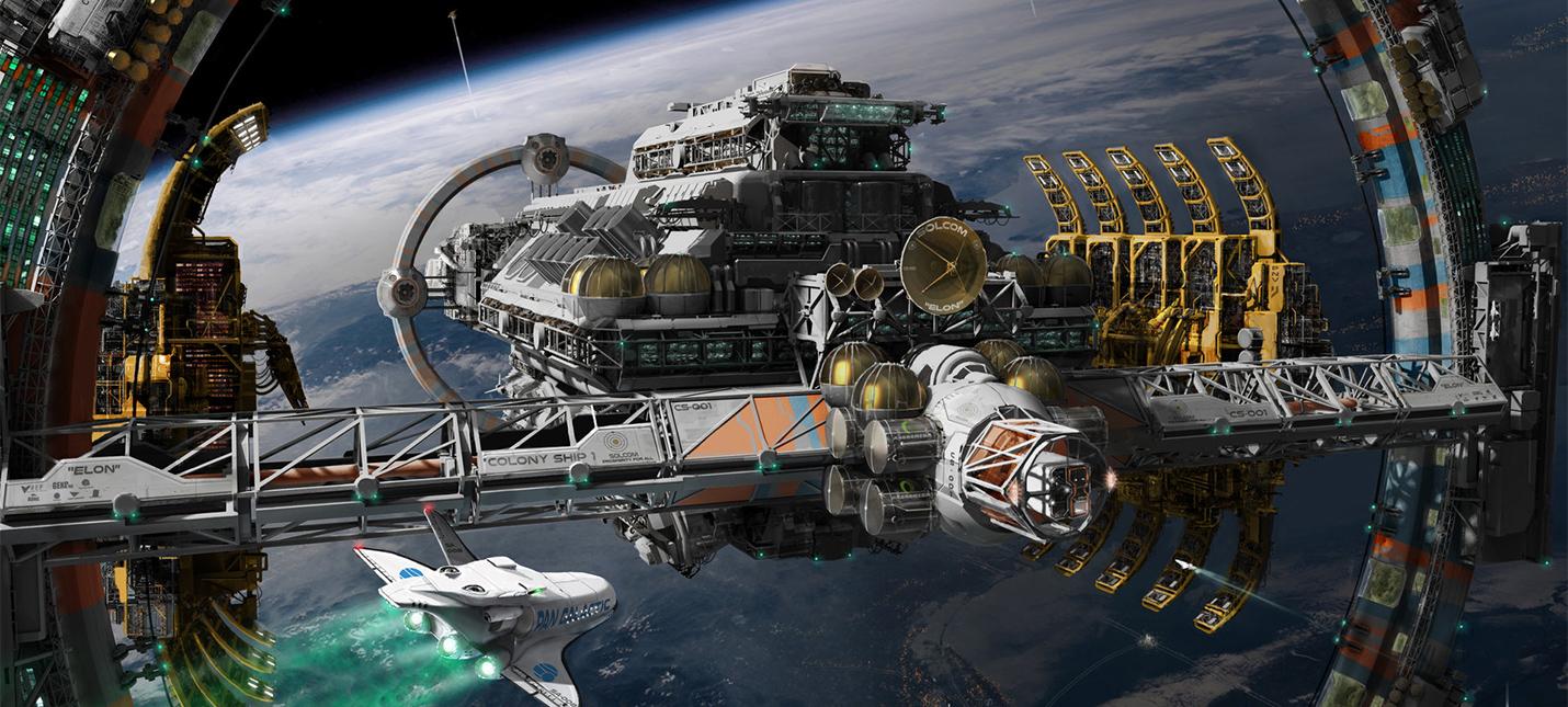 Симуляция показала, что инопланетянам не потребуются варп-двигатели для захвата галактики