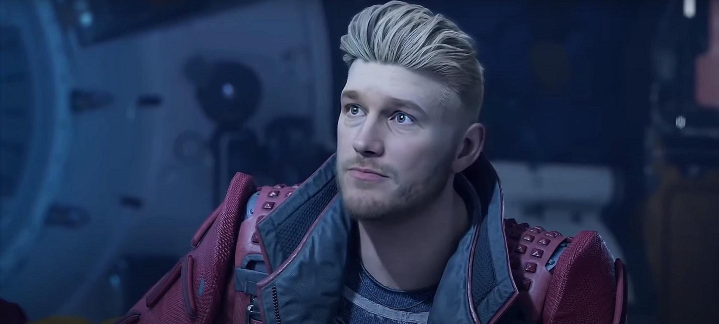 Дипфейк Звездному лорду из Guardians of the Galaxy заменили лицо на Криса Пратта