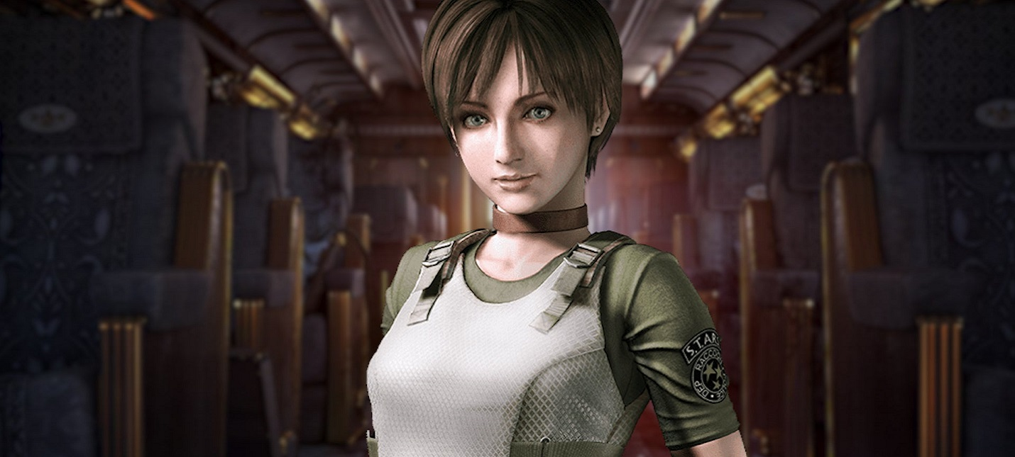 Слух: В Resident Evil Outrage Ребекка Чемберс станет азиаткой