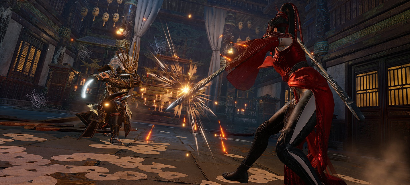 Naraka Bladepoint стала самой популярной игрой на фестивале демоверсий Steam