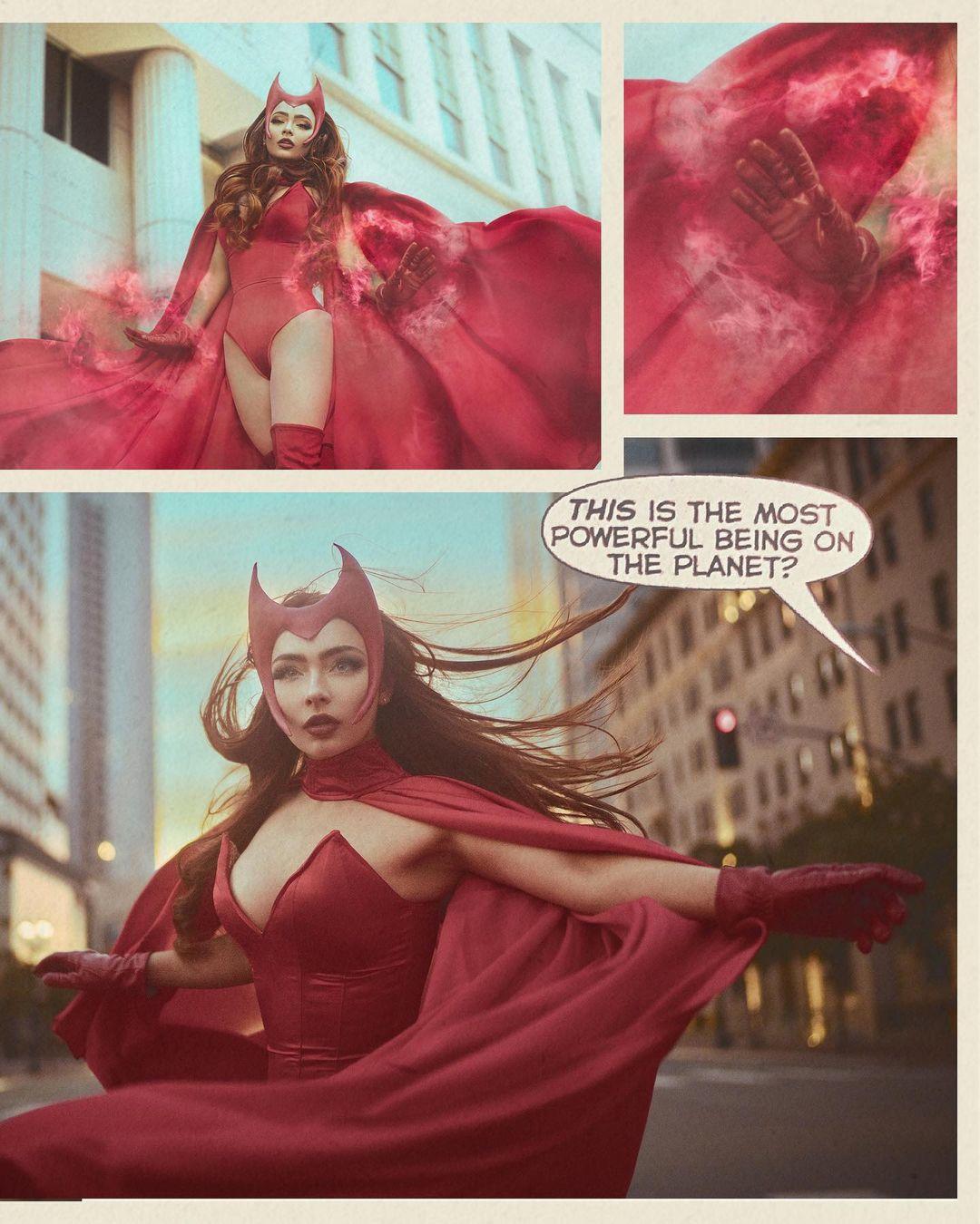 Пятничный косплей: Джокер, Devil May Cry и Ванда