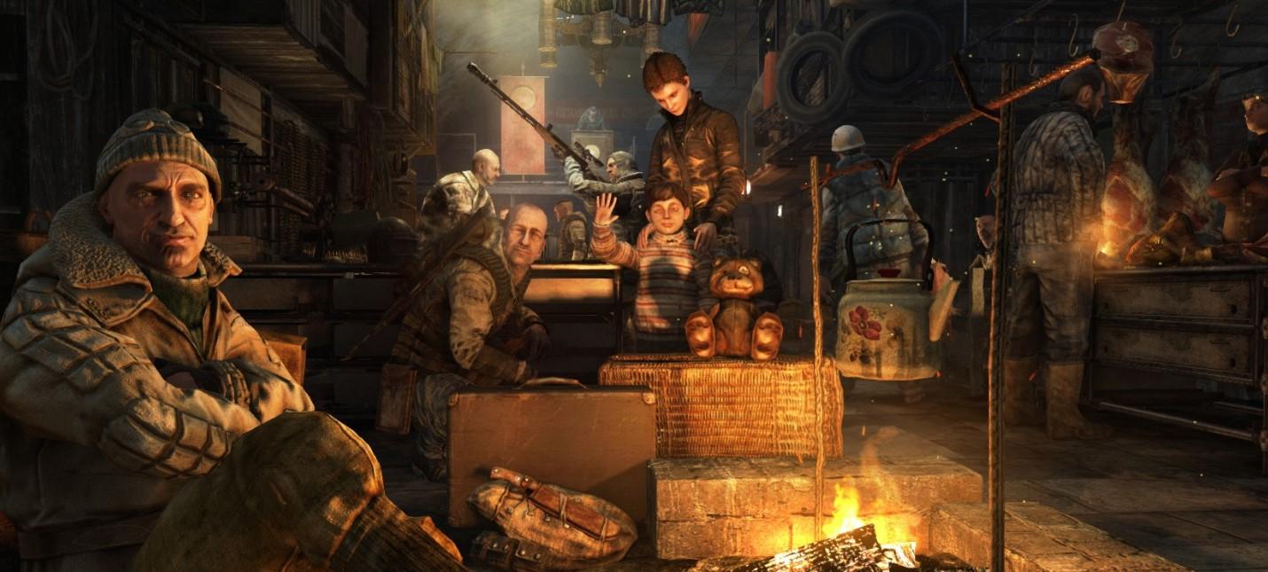 """Фонд кино не поддержит экранизацию """"Метро 2033"""" из-за мрачности"""