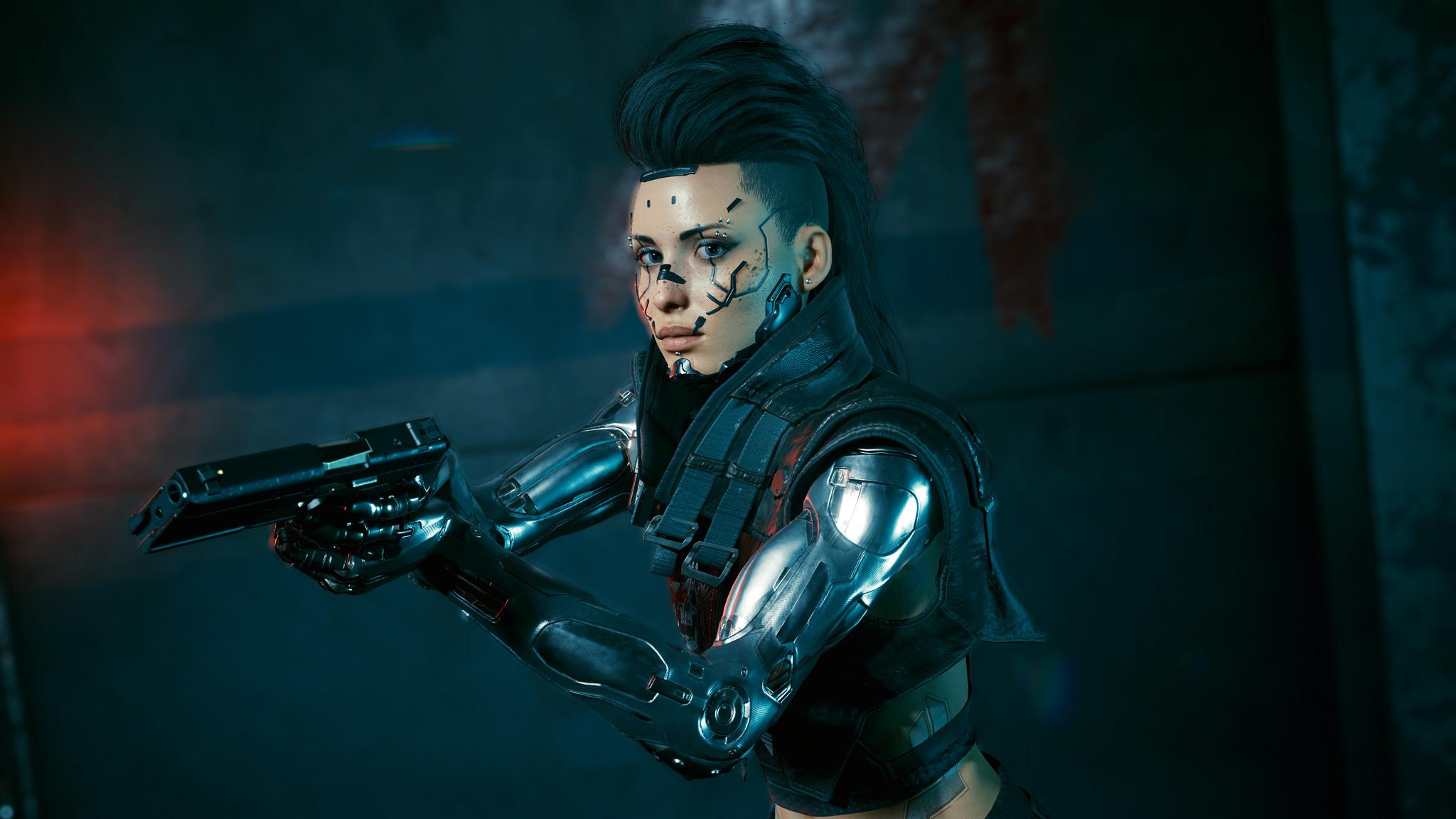 Игроки Cyberpunk 2077 провели в редакторе персонажа более 6.3 миллионов часов