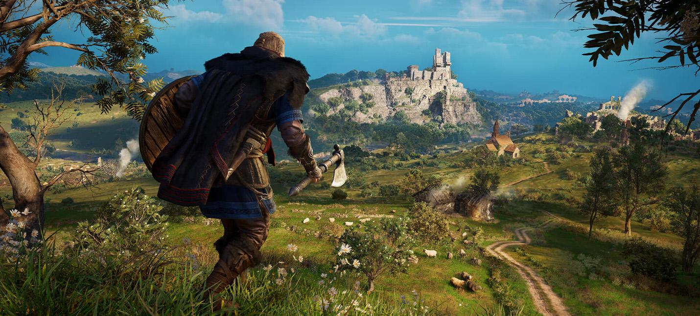 Ирландская туристическая компания показала локации из Assassinss Creed Valhalla в реальной жизни