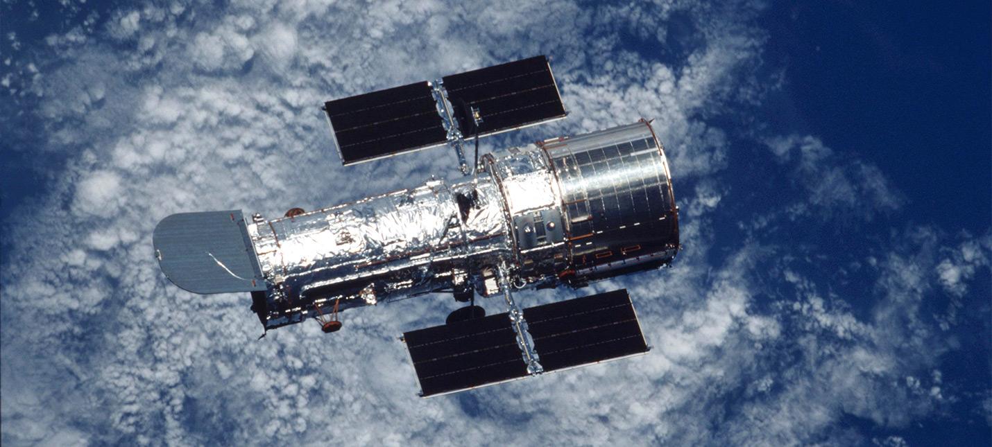 NASA все еще не может исправить проблему с компьютером телескопа Хаббл