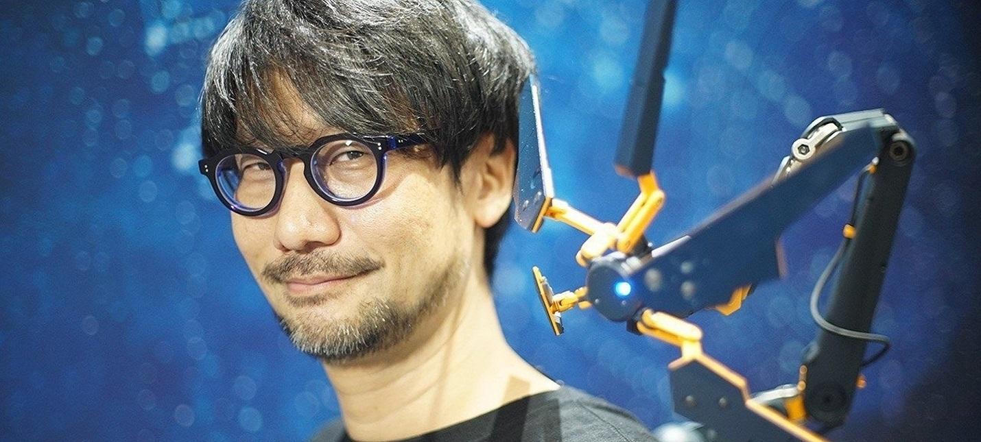 Вакансия: В новой игре Kojima Productions будут гаджеты и транспорт