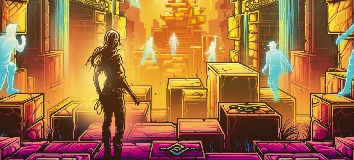 Паркур от первого лица в стиле Индианы Джонса в стартовом геймплее Phantom Abyss