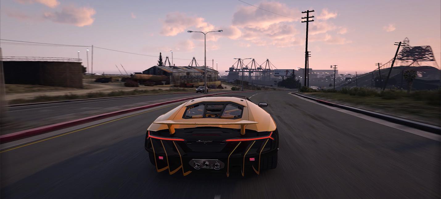 Вот как выглядит GTA V в 8K с трассровкой лучей и другими модами