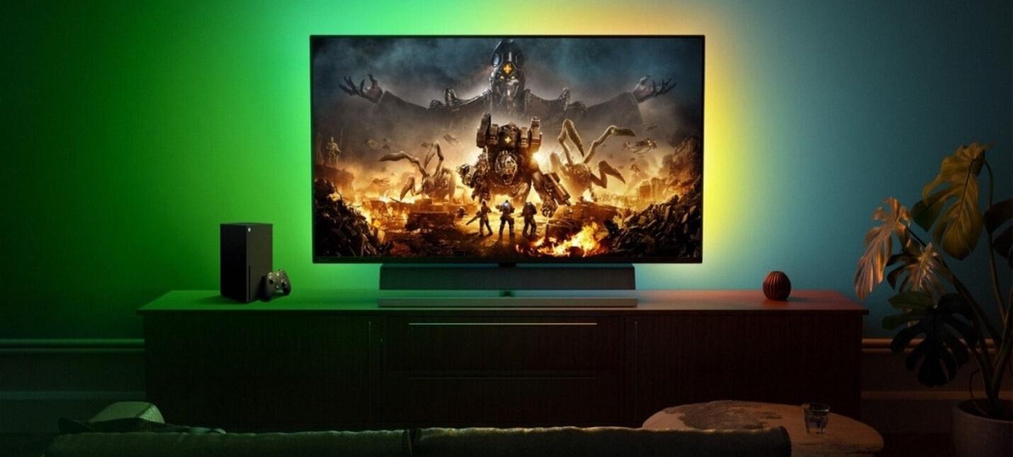 Microsoft представила мониторы, разработанные специально для Xbox Series