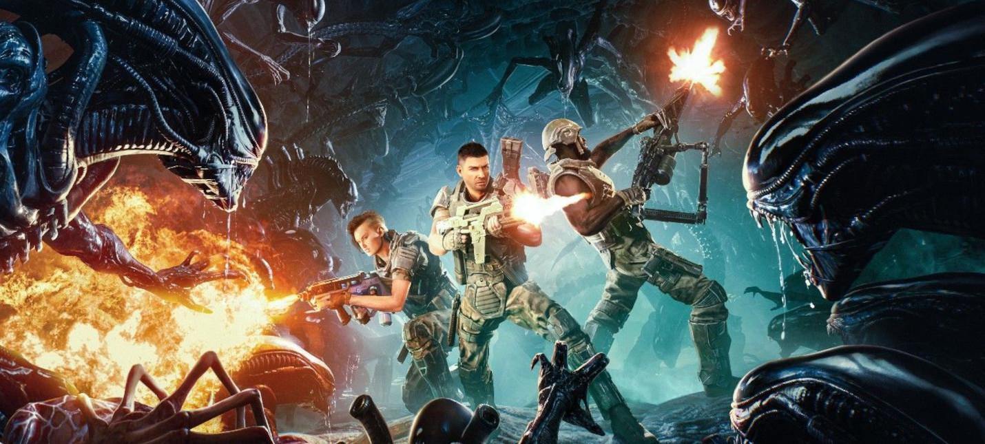 Кооперативный шутер Aliens Fireteam Elite выйдет 24 августа