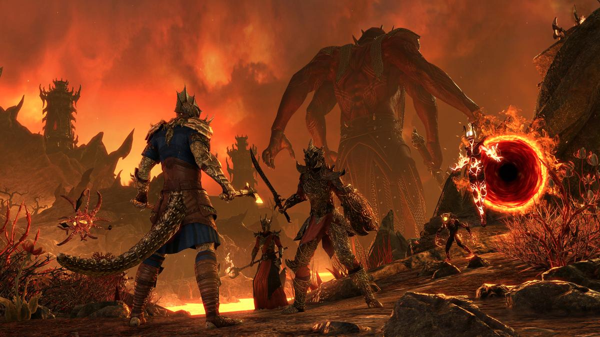 Обзор The Elder Scrolls Online: Blackwood — возвращение в Мертвые Земли
