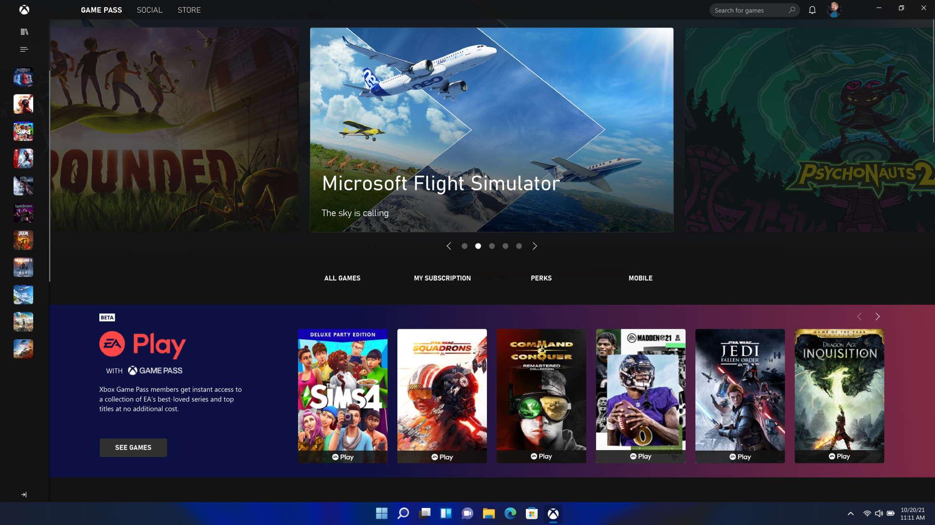 Microsoft говорит, что Windows 11 сделана для геймеров