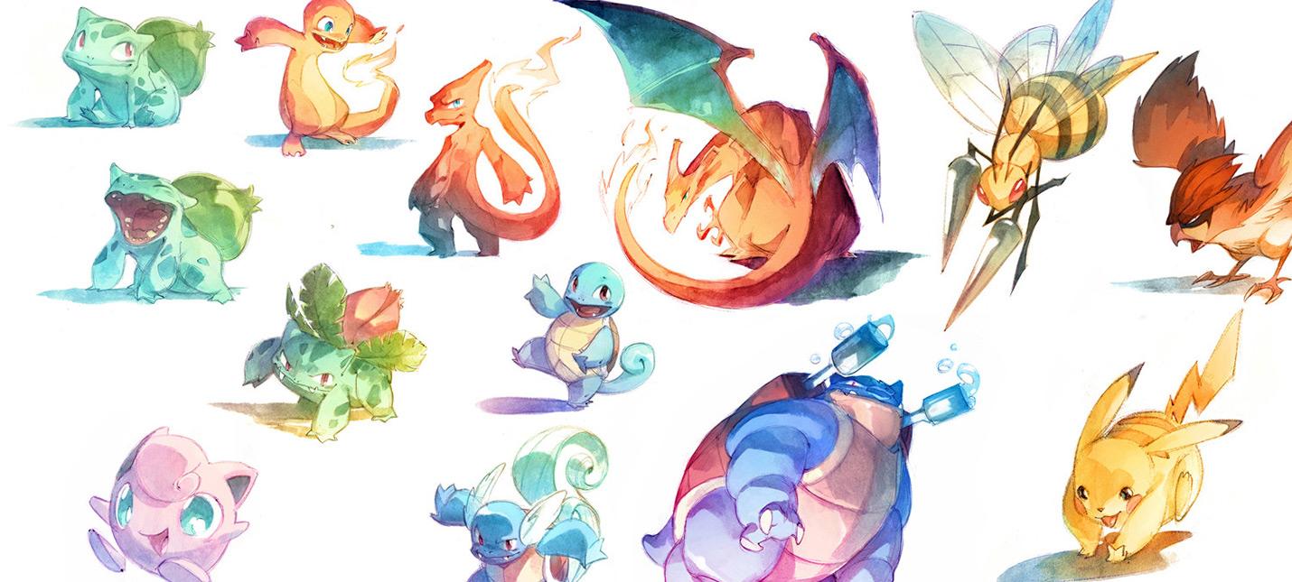 Бренд Pokemon заработал более 5 миллиардов долларов за 2020 год