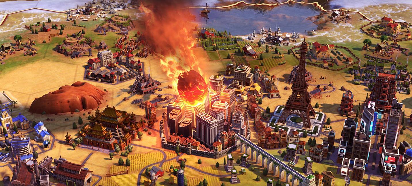 Игрок Civilization впервые за 28 лет запустил игру на сложности Божество и выиграл
